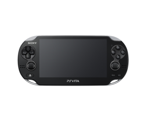 PlayStation Vita (Wi-Fi and 3G)