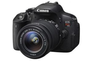 EOS Rebel T5i 18-55mm IS STM Lens Kit